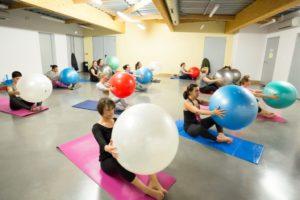 Le postural ball