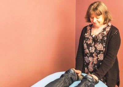Le Reiki Laurence DUTENDAS LES SABLES D'OLONNE et GROSBREUIL geste pieds